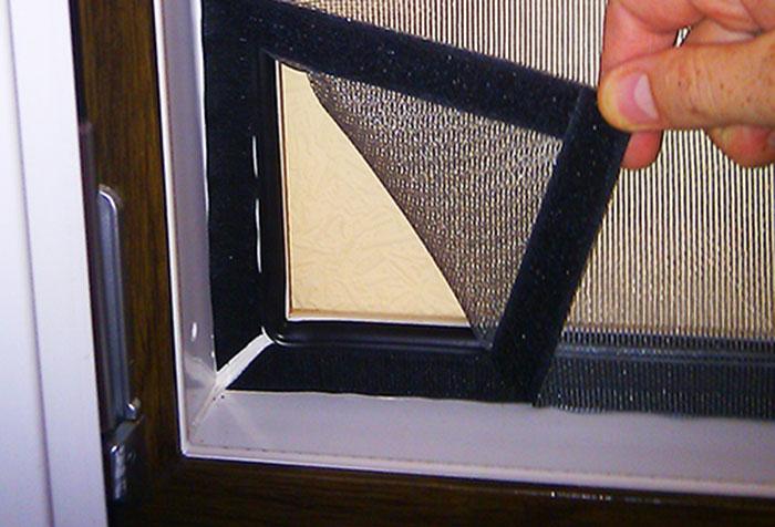 Москитные сетки на пластиковые окна своими руками видео